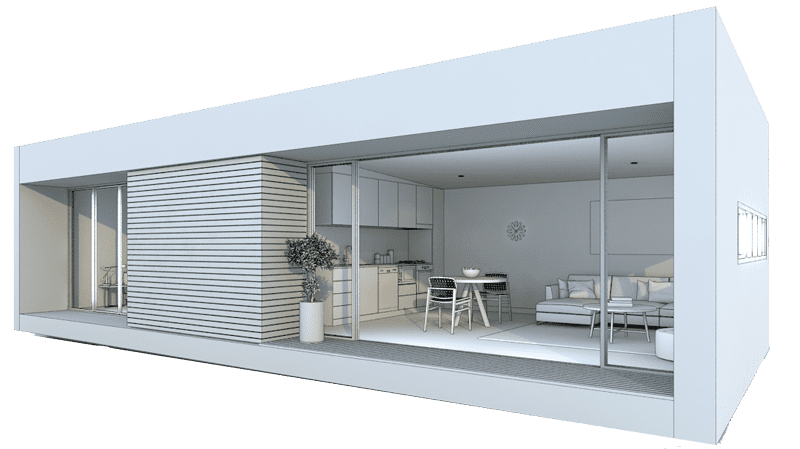 Modern Granny Flats in Canberra - The POD